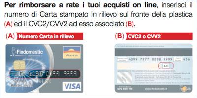 Carta aura prelievi bancomat pagamenti online e bonifici for Carta di credito per minorenni