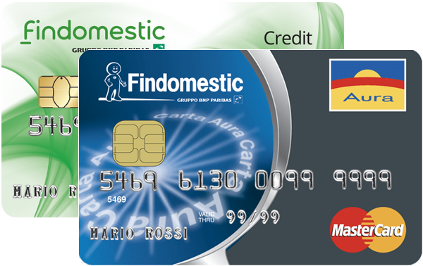 Carta Aura Carta Di Credito Revolving Online Findomestic