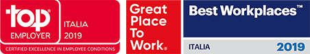 Top Employer & Great Place To Work